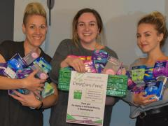 Wolverhampton backs period poverty project