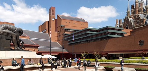 Human Lending Library opens at The British Library