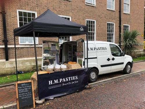 Award-winning social enterprise is reducing re-offending one pasty at a time