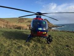 Busiest year ever for Devon's Air Ambulances