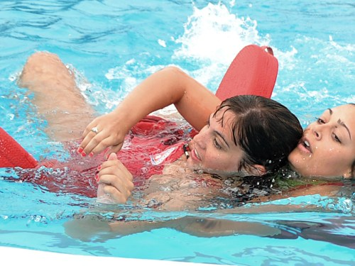 Call for more people to train as lifeguards