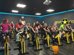 Eight hour Bristol cycle challenge raises  £10,000 for charity