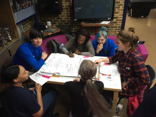 Mental health uplift for inner city kids