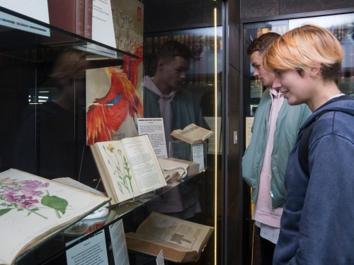 Knowledge brought to life in libraries