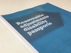 Disability passports help 95,000 get better support at work