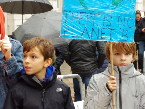 Teachers offered training to deal with climate crisis