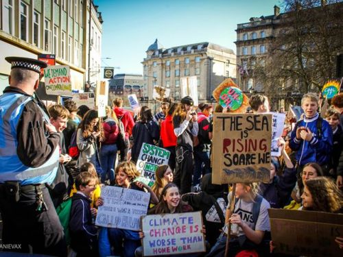 'Millions' around globe to take part in climate strikes