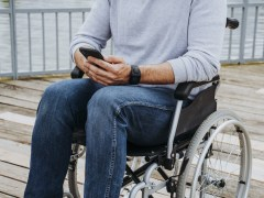 Portsmouth first in UK to launch wheelchair navigation