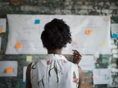 Digital volunteers support Ethiopian social enterprises