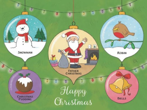 Christmas cards aim to combat loneliness this festive season