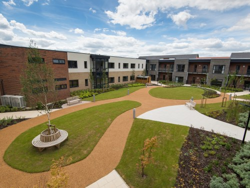 Hull's dementia-friendly care developments achieve Gold certificate