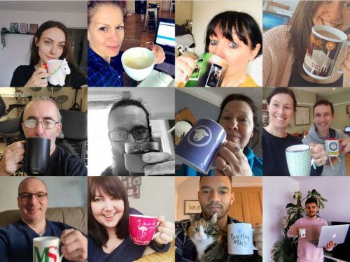Charity launches selfie challenge to keep donations going during pandemic