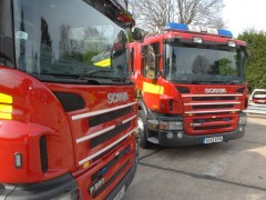 Challenge launched to offset fire charity funding decline