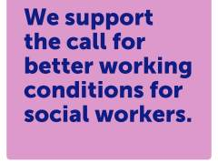 Social work action plan launched by Union