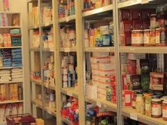 Groups provide pandemic support for food banks