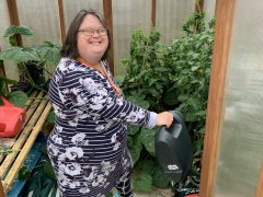 Legacies transform allotment for people with learning disabilities