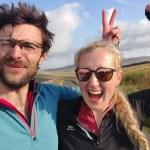 Yorkshire couple's world record bid in aid of UK wildlife