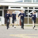 The Daily Mile teams up with UK Athletics to improve physical and mental health of young people