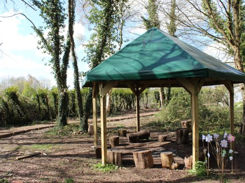 New outdoor learning centre to inspire kids about nature