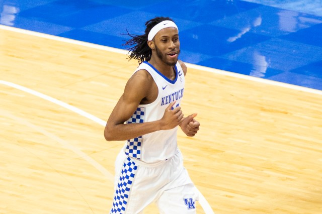 Isaiah Jackson to stay in NBA draft, forgo eligibility at Kentucky