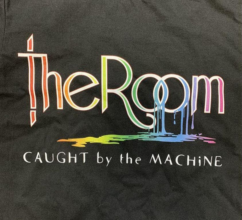 T-shirt – 'Caught by the Machine' 2019 Tour shirt