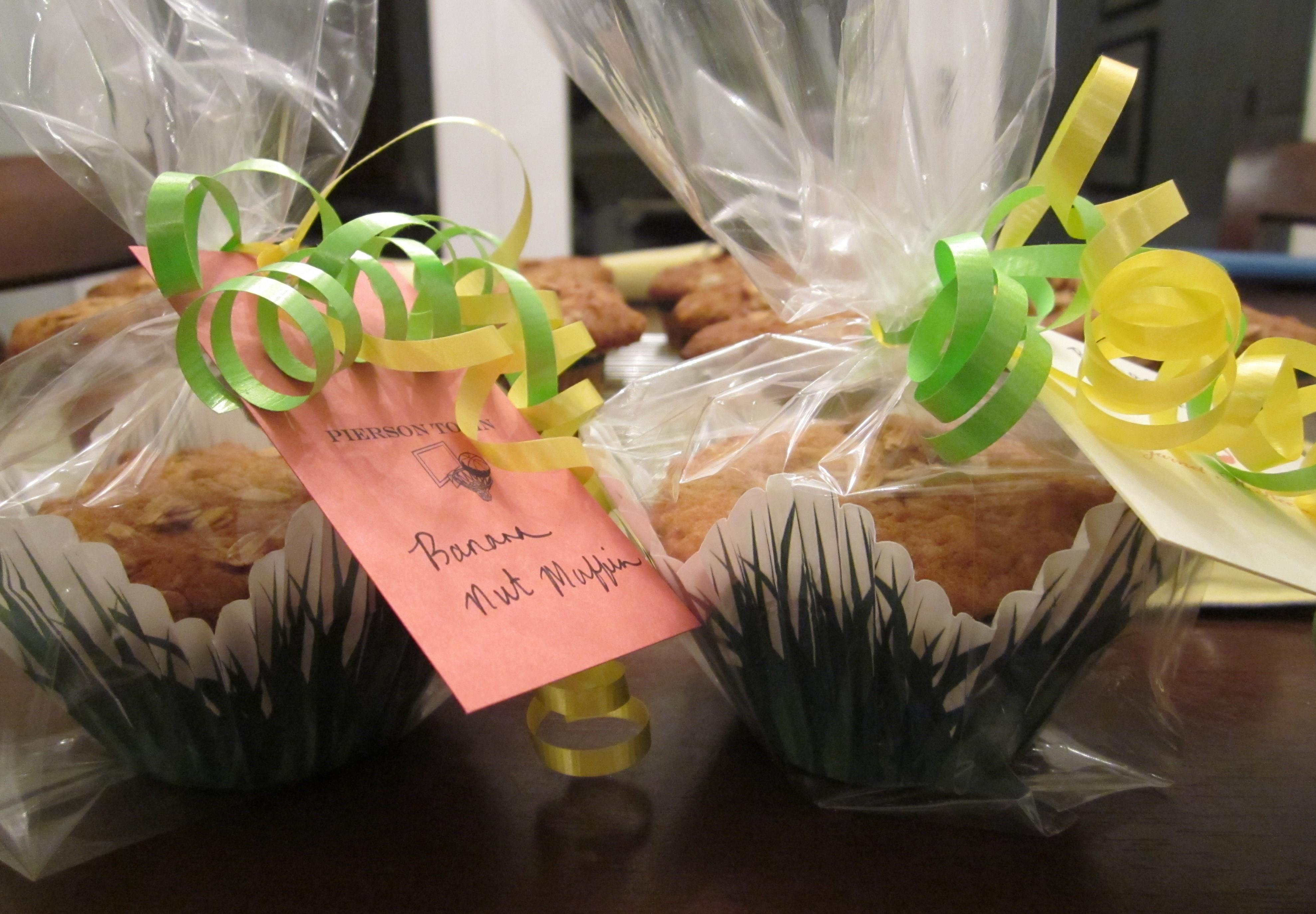Teacher Appreciation Muffin