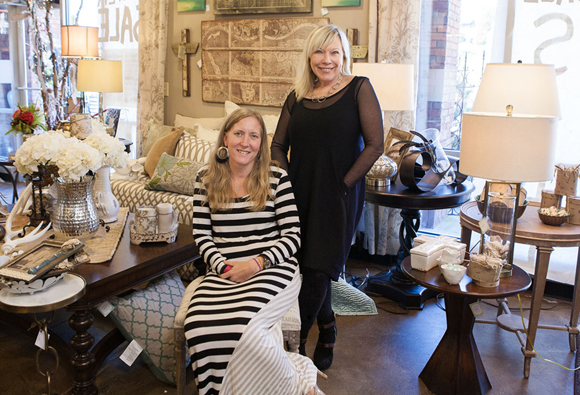 Team   Rosegate Design   Birmingham  Alabama  AL  Interior Design     Rosegate Design Owners   Nancy Norris and Abby Leib
