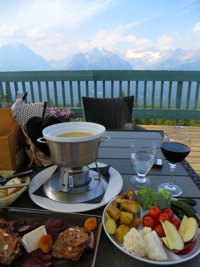 Mountainside Fondue