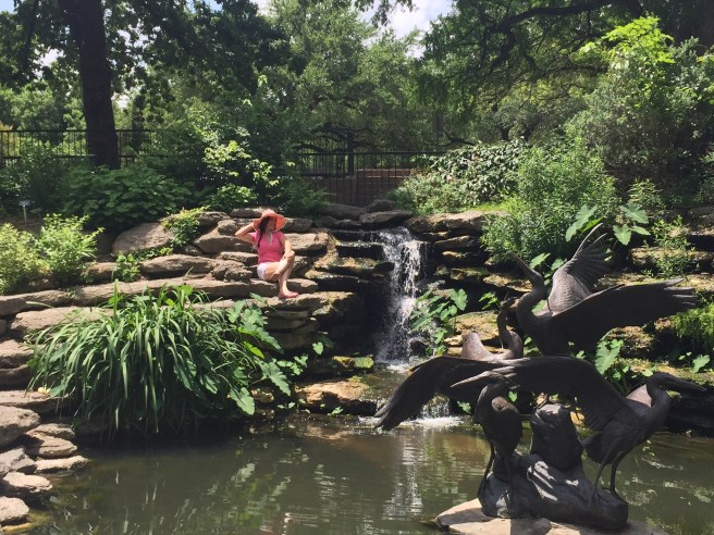 Fort Worth Botanic Garden | The Rose Table