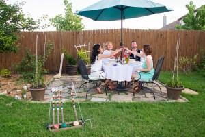 Summer Garden Party | The Rose Table