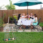 Summer Garden Party | The Rose Table