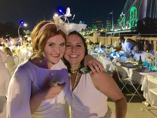 Diner en Blanc Dallas PR