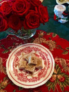 Easy Maple Walnut Fudge   The Rose Table