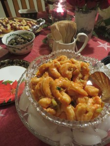 Shrimp Bayou | The Rose Table