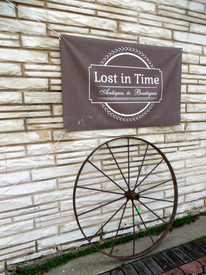 Lost in Time, Glen Rose Antique Shop | The Rose Table