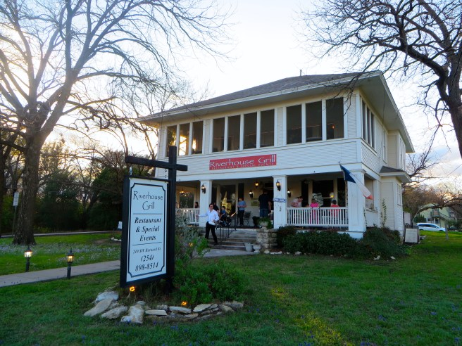 Riverhouse Grill Review Glen Rose TX | The Rose Table