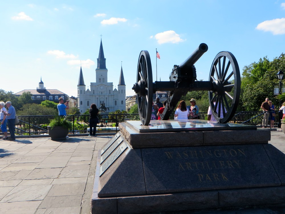 Jackson Square New Orleans | The Rose Table