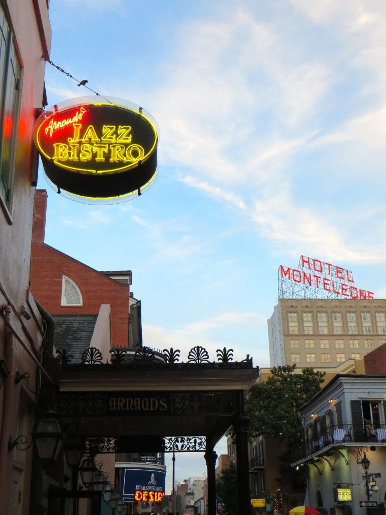 Arnaud's Jazz Bistro Review | The Rose Table