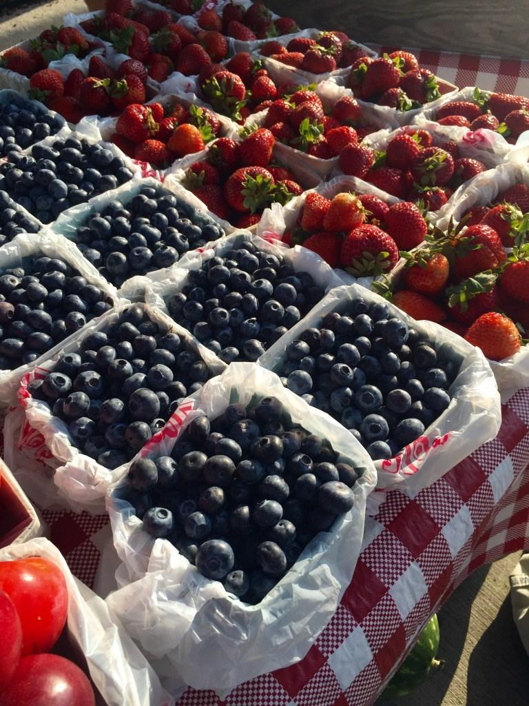 Rockwall Farmers Market | The Rose Table