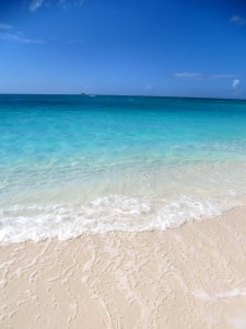 Grace Bay Beach Turks and Caicos | The Rose Table