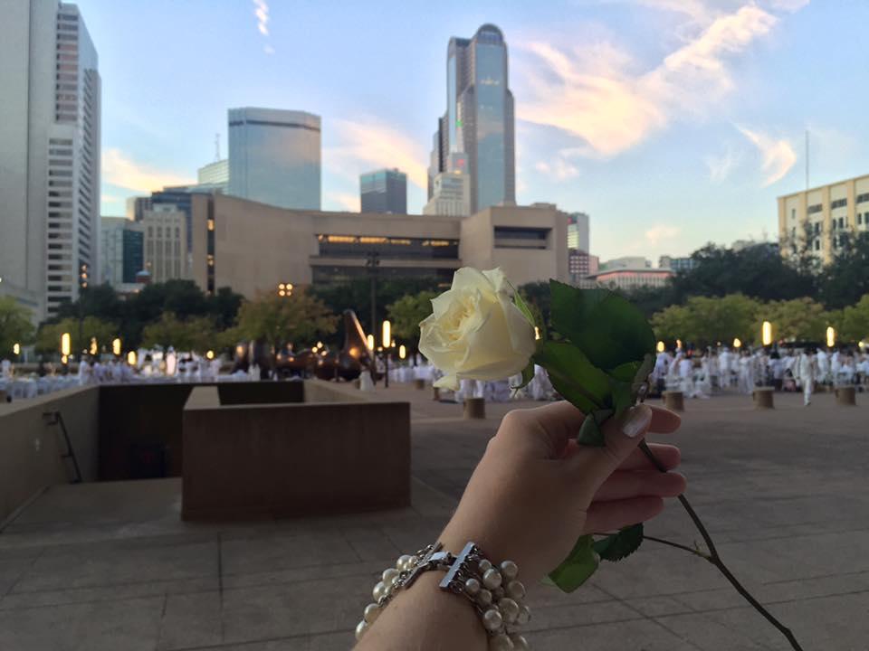 Diner en Blanc Dallas 2016