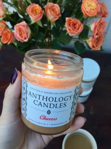 Anthology Candles Review, Disneyland Candles | The Rose Table