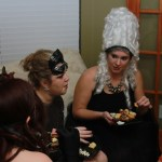 How to Host a Masquerade Party   The Rose Table