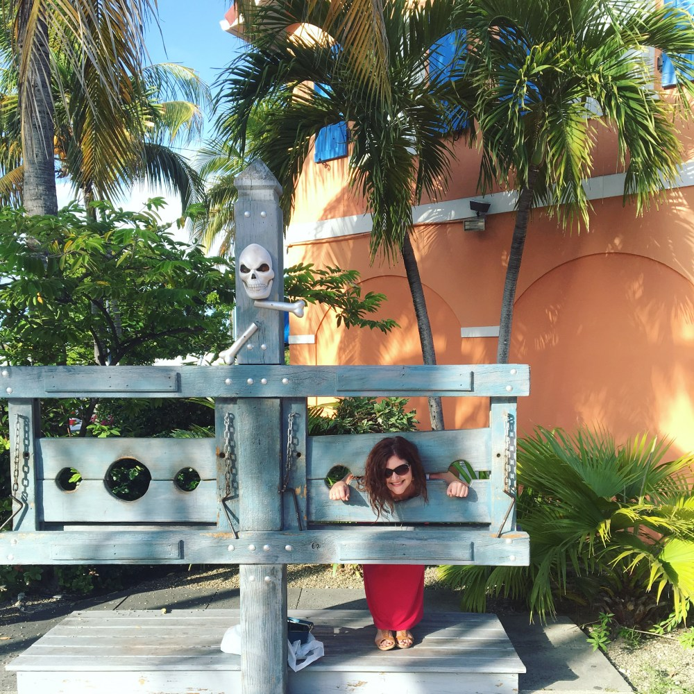 Ports of Call Providenciales | The Rose Table