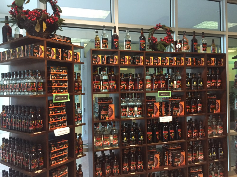 Bambarra Rum Tasting Turks and Caicos | The Rose Table