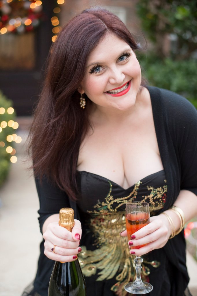 Christmas Cocktail Party Ideas | The Rose Table