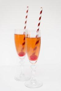 Mistletoe Punch | the Rose Table