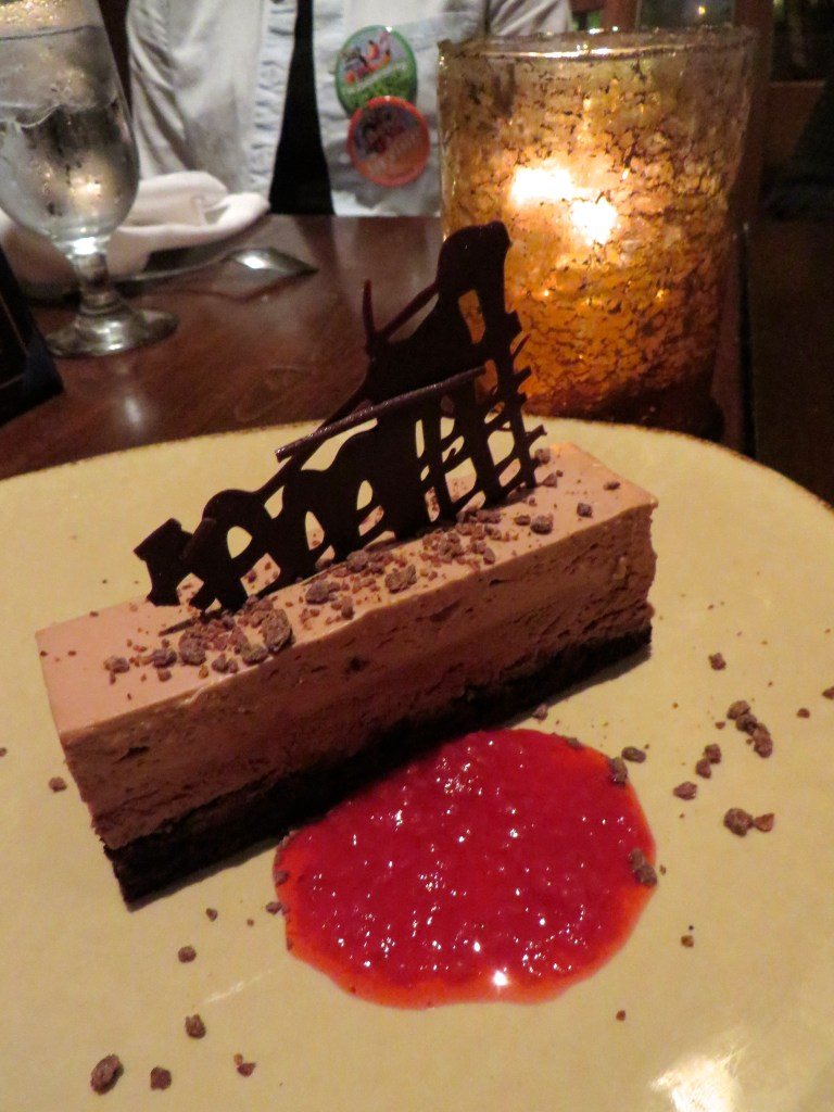 Catal Downtown Disney Review   The Rose Table