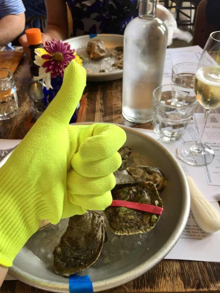 How to Shuck Oysters | The Rose Table