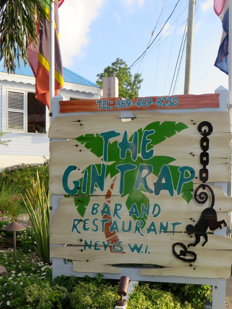 Gin Trap Nevis Review | The Rose Table